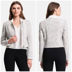 1. State Foil Tweed Moto Jacket